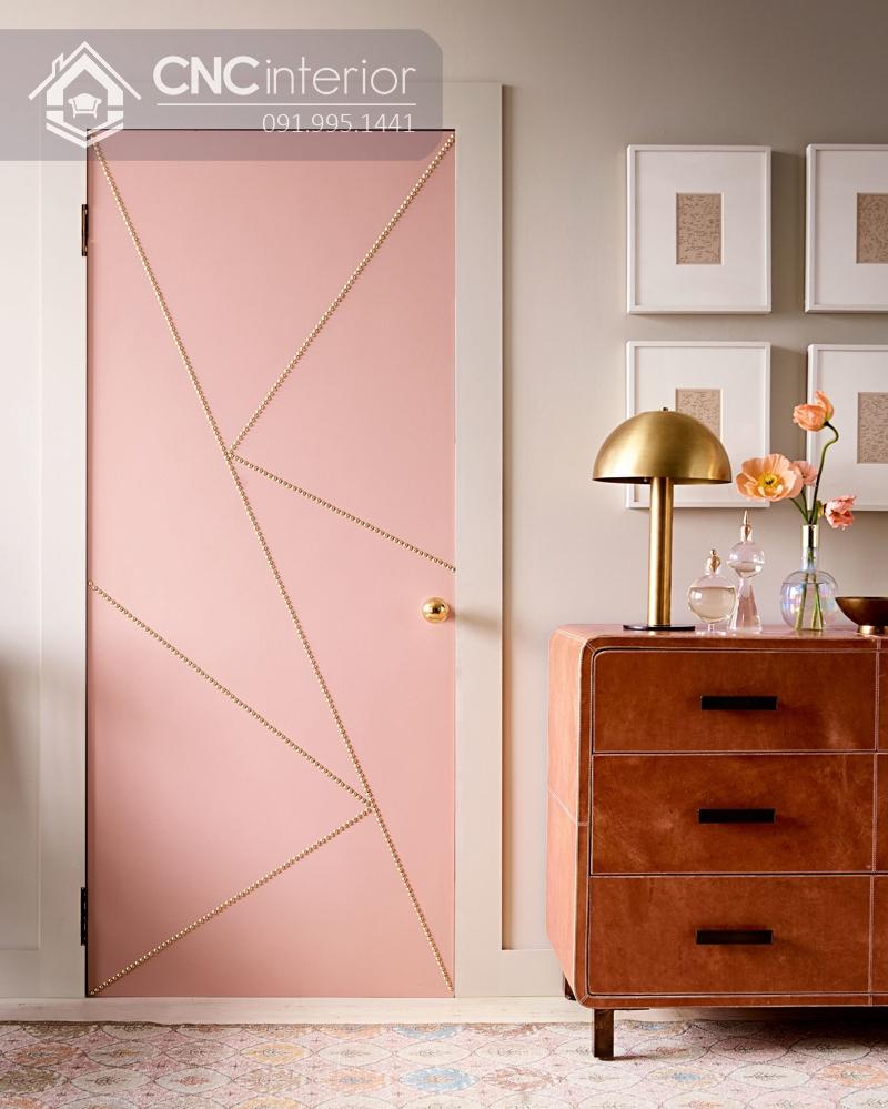 mẫu cửa phòng ngủ bằng gỗ đẹp 8