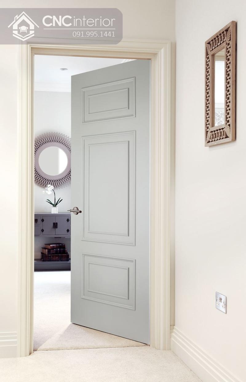 mẫu cửa phòng ngủ bằng gỗ đẹp 18