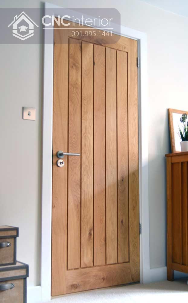 mẫu cửa phòng ngủ bằng gỗ đẹp 10