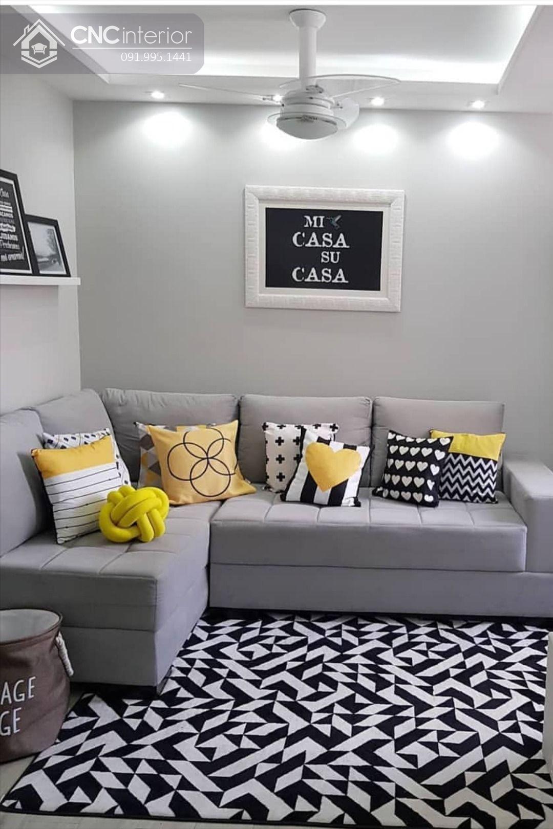 mẫu ghế sofa đơn giản hiện đại 4
