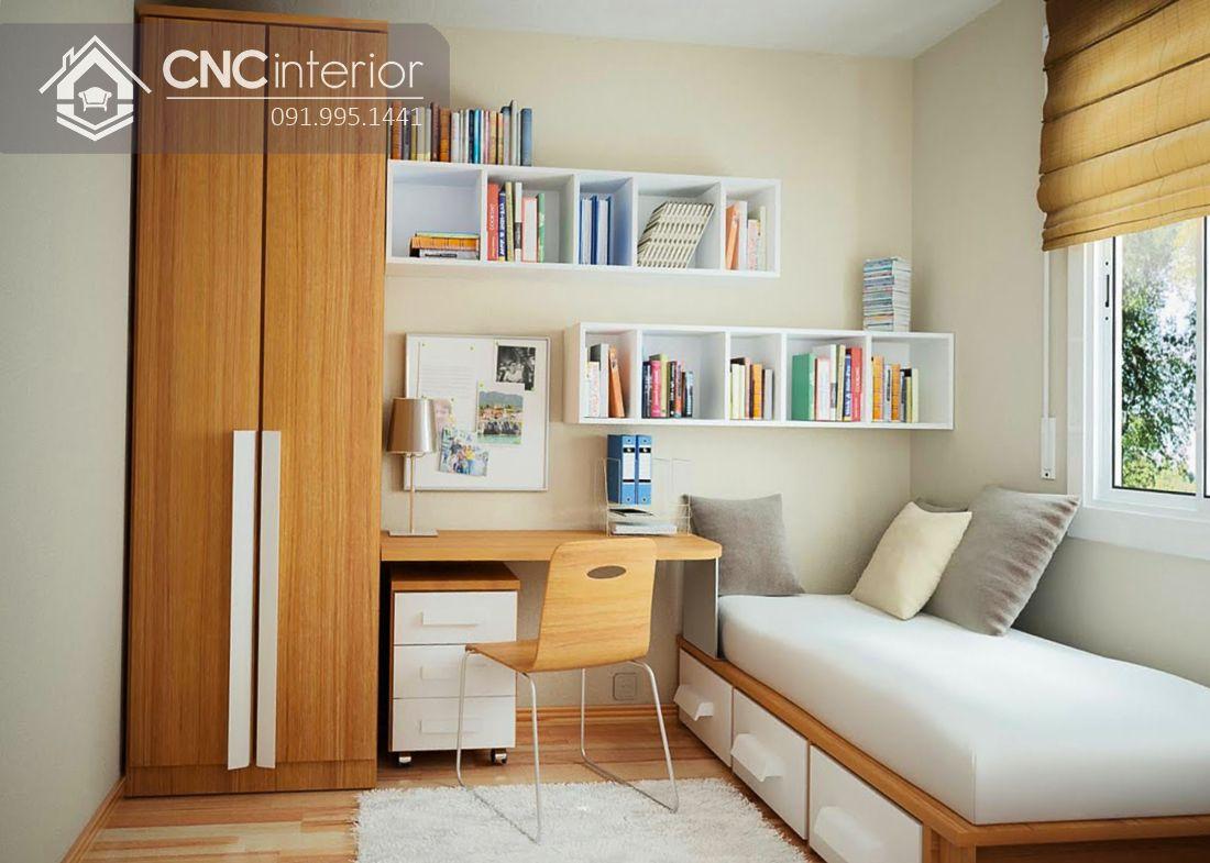 Nội thất thông minh cho phòng ngủ nhỏ (9)