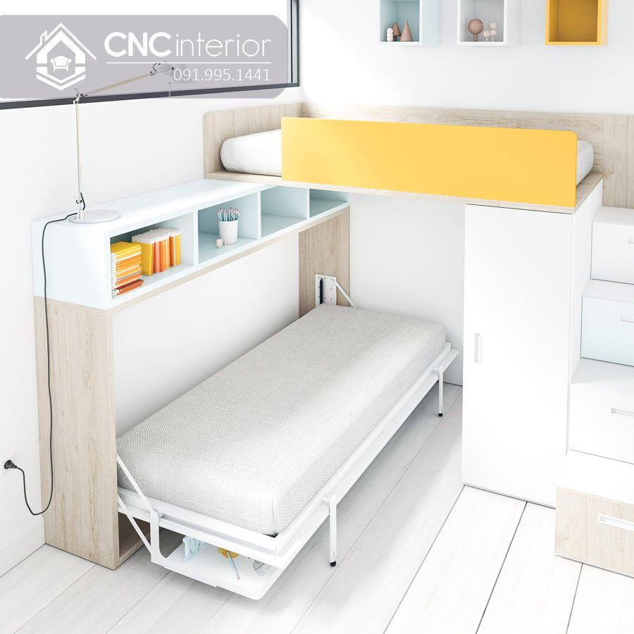 Nội thất thông minh cho phòng ngủ nhỏ (5)