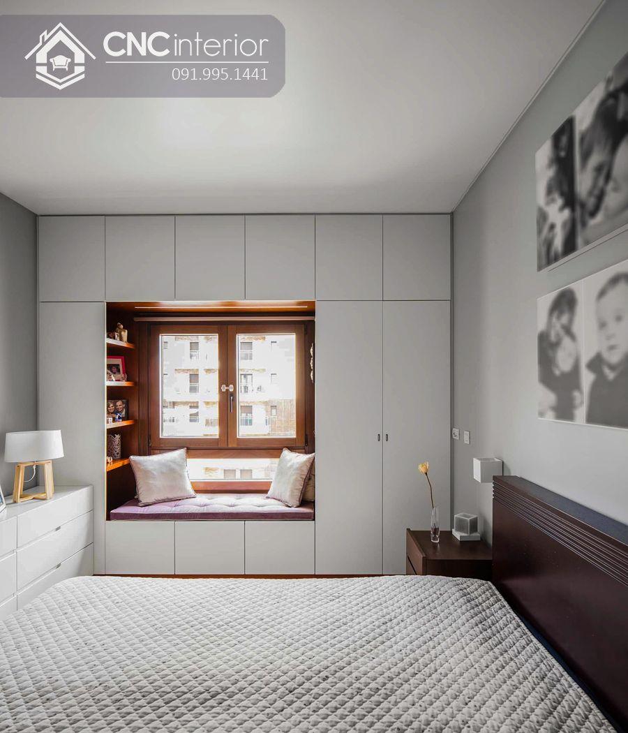 Nội thất thông minh cho phòng ngủ nhỏ (7)