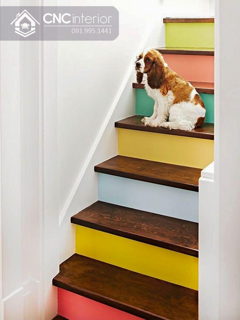 trang trí cầu thang phòng khách đẹp (6)