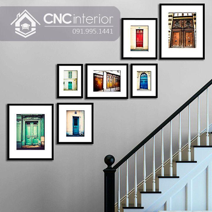 trang trí cầu thang phòng khách đẹp (1)
