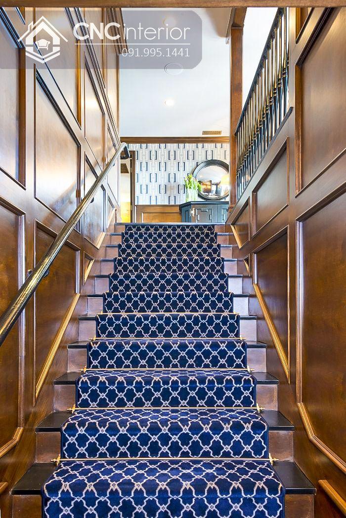trang trí cầu thang phòng khách đẹp (5)