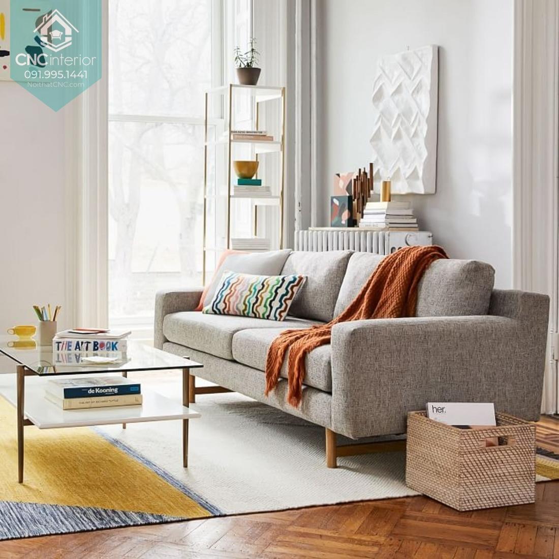 Sofa cho phòng khách chung cư 1
