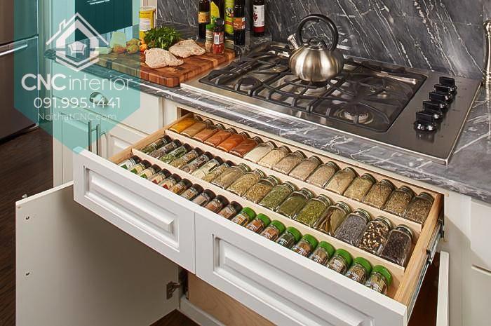 Phòng bếp thông minh