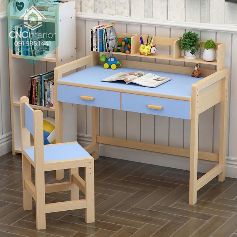 Kích thước bàn học trẻ em 11