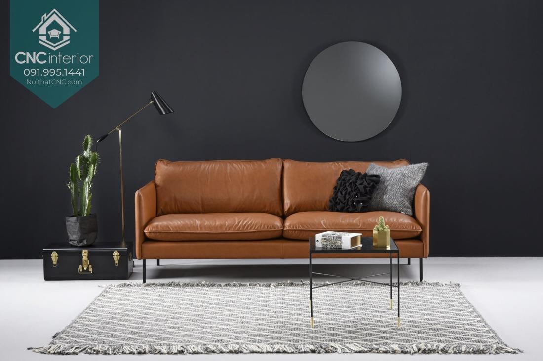 Sofa phòng khách chung cư 2