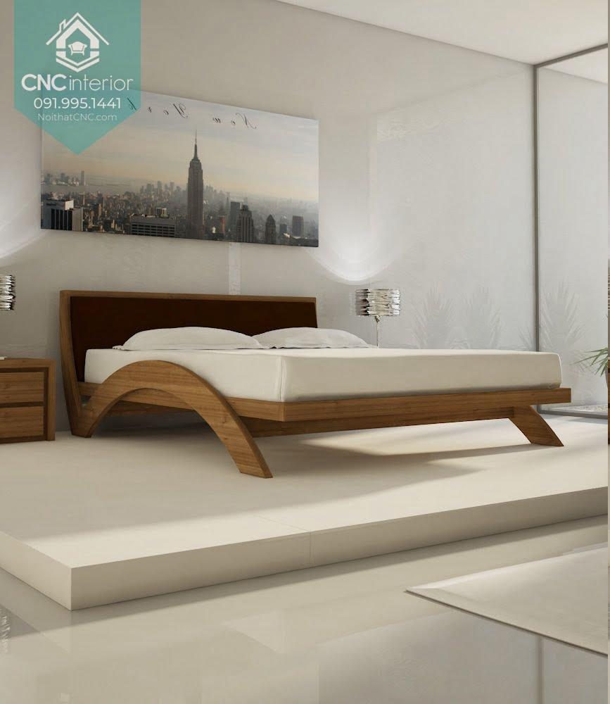 Phòng ngủ gỗ óc chó 4