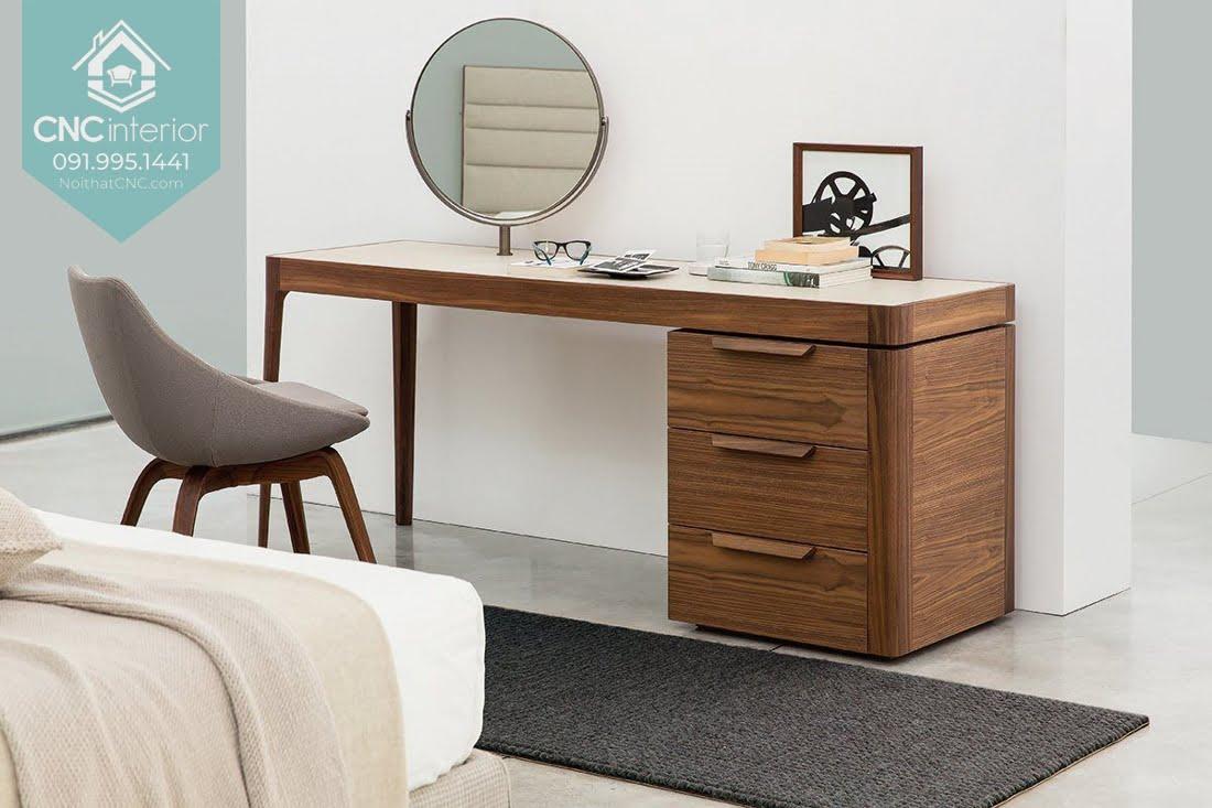 Phòng ngủ gỗ óc chó 7