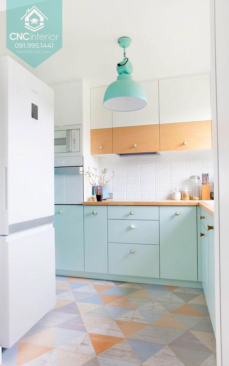 Các kiểu trang trí phòng bếp 6