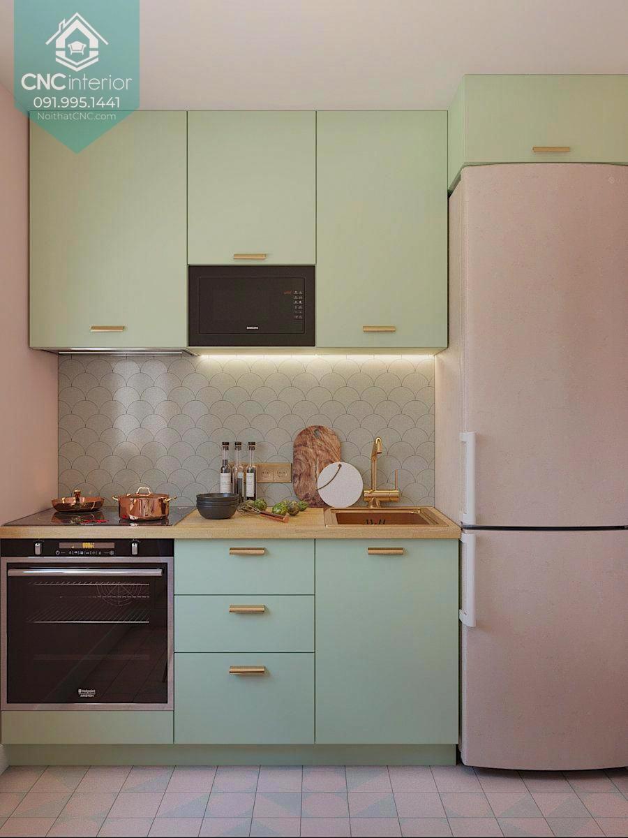 Các kiểu trang trí phòng bếp 7