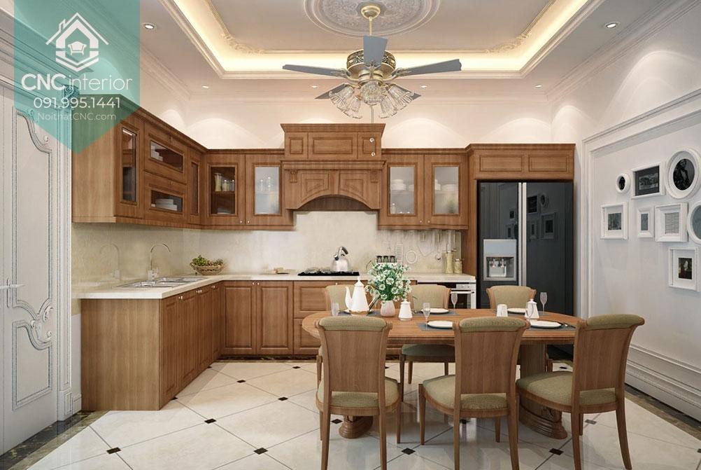 Nội thất phòng bếp đẹp 1