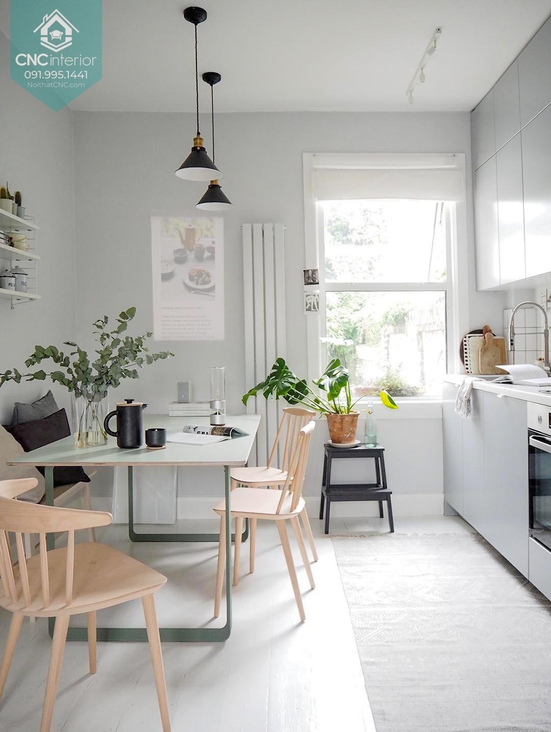 Phòng bếp đơn giản 1