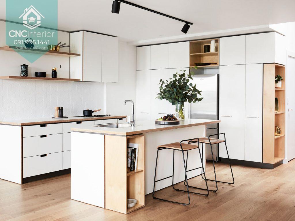 Phòng bếp đơn giản 2