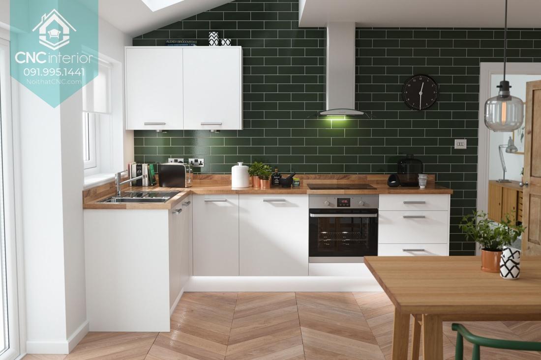 Phòng bếp đơn giản đẹp 3
