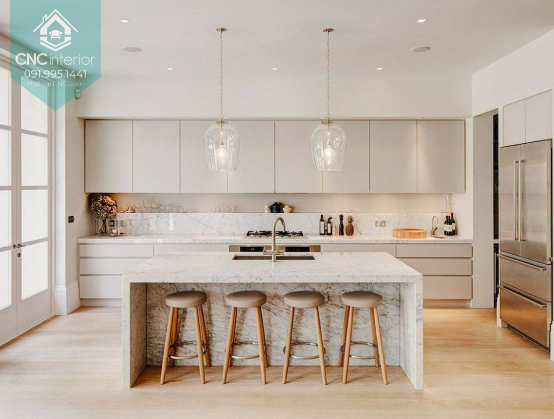 Phòng bếp đơn giản đẹp 4