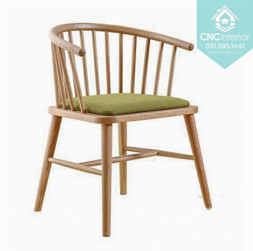 18 Windsor circle chair 1