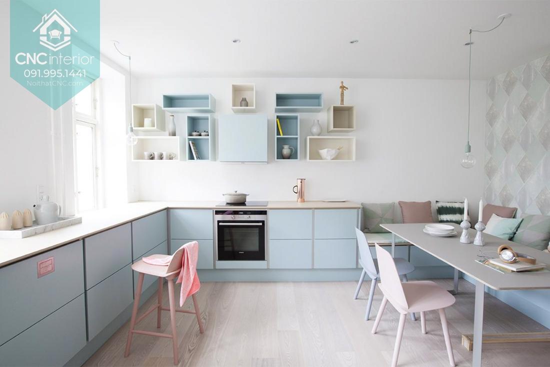 Nhà bếp đơn giản mà đẹp 2