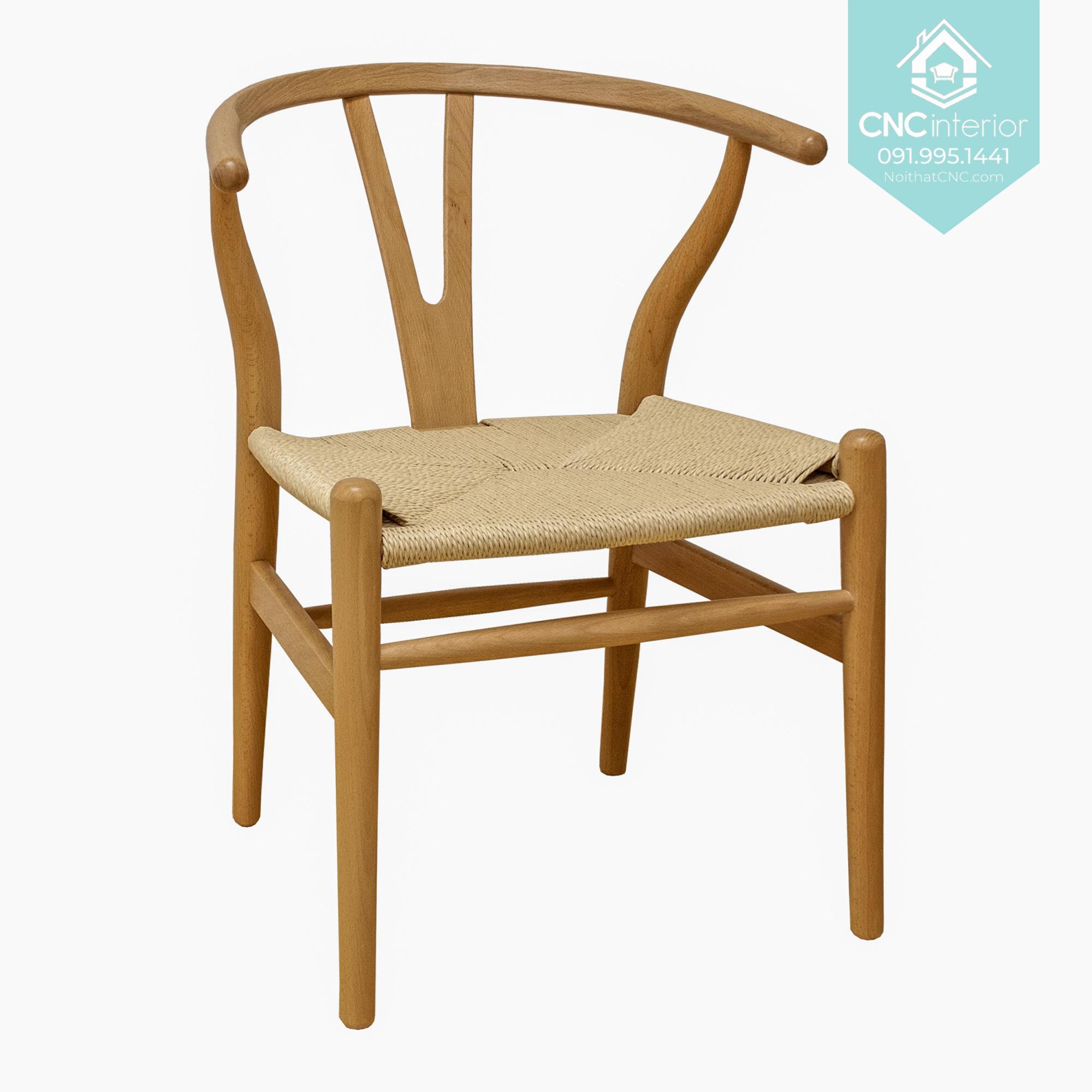 Ghế Wishbone hiện đại CNC 21 9