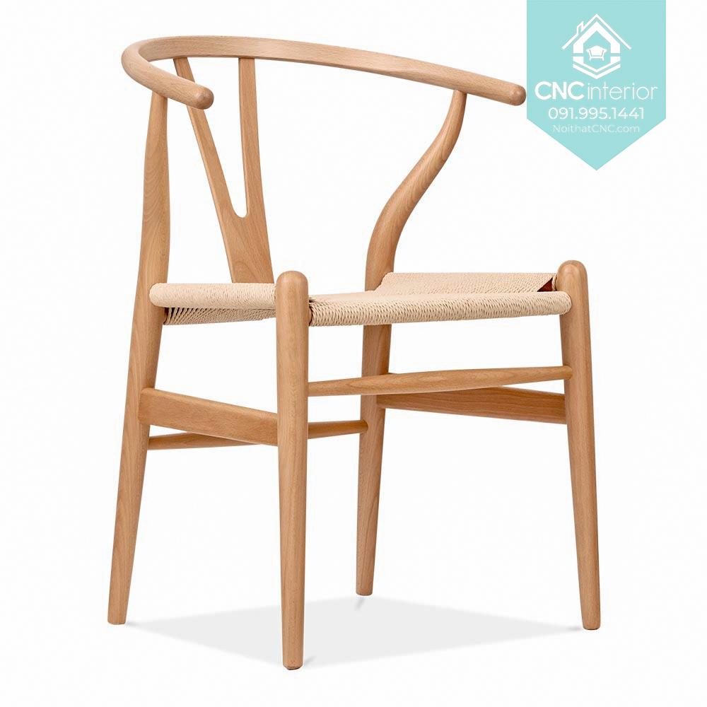 Ghế Wishbone hiện đại CNC 21 12