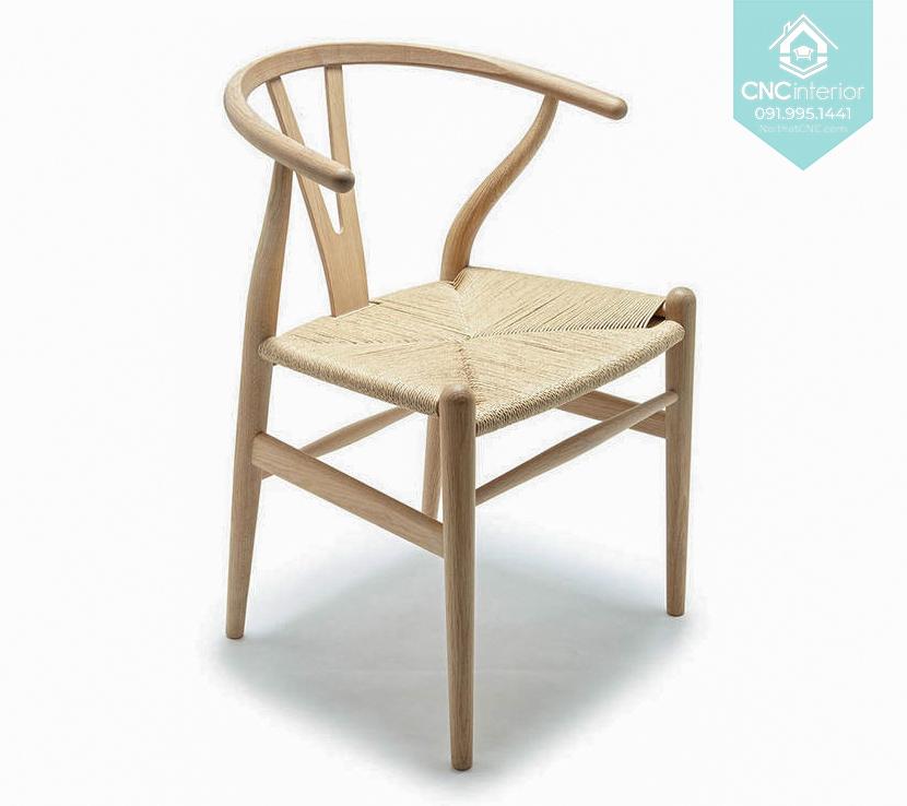 Ghế Wishbone hiện đại CNC 21 3