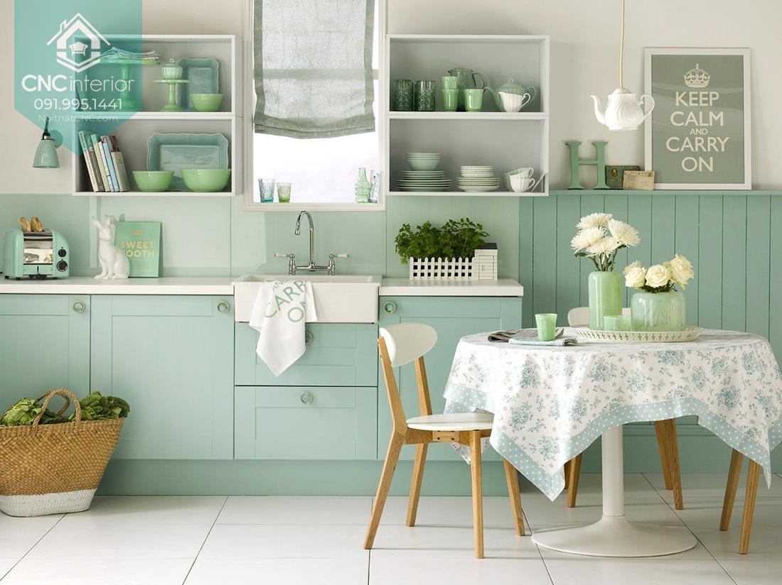 Nhà bếp đơn giản mà đẹp 3