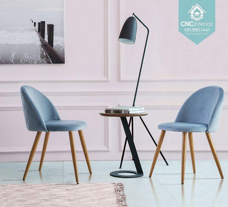 40 Velvet chair 4
