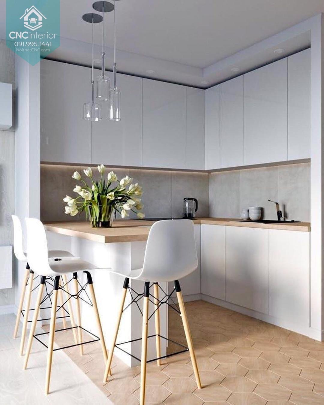 Nhà bếp đơn giản đẹp 2