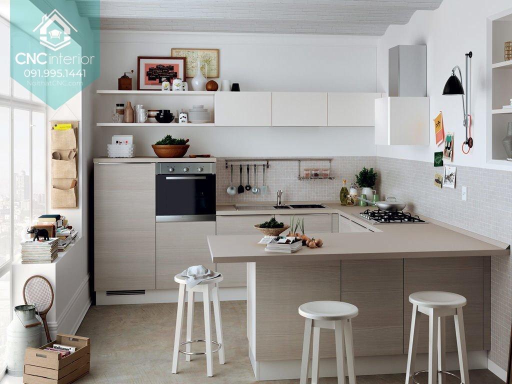 Nhà bếp đơn giản đẹp 3