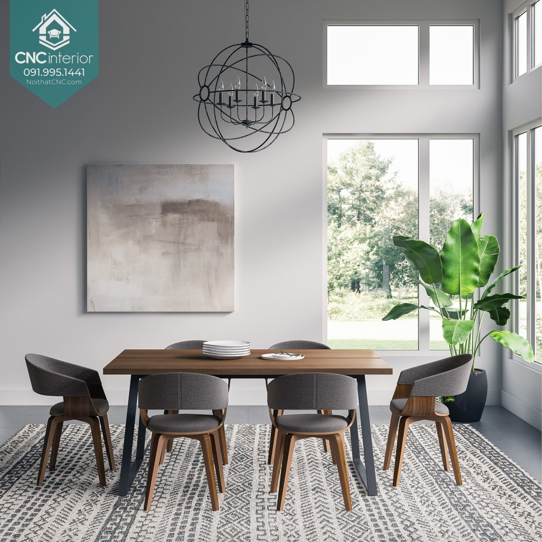 CNC's dining room sets for sale at affordable prices 16