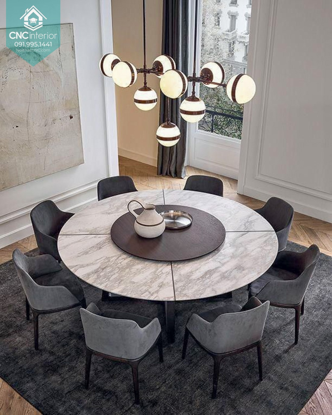 WHY SHOULD WE CHOOSE DINING TABLE MADE IN VIETNAM 6