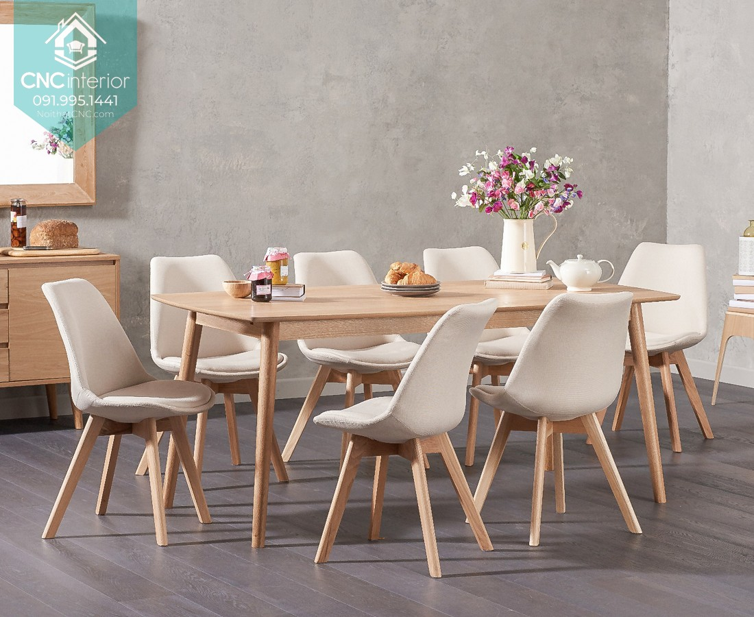 TOP REASONS TO CHOOSE DINING TABLE VIETNAM 21