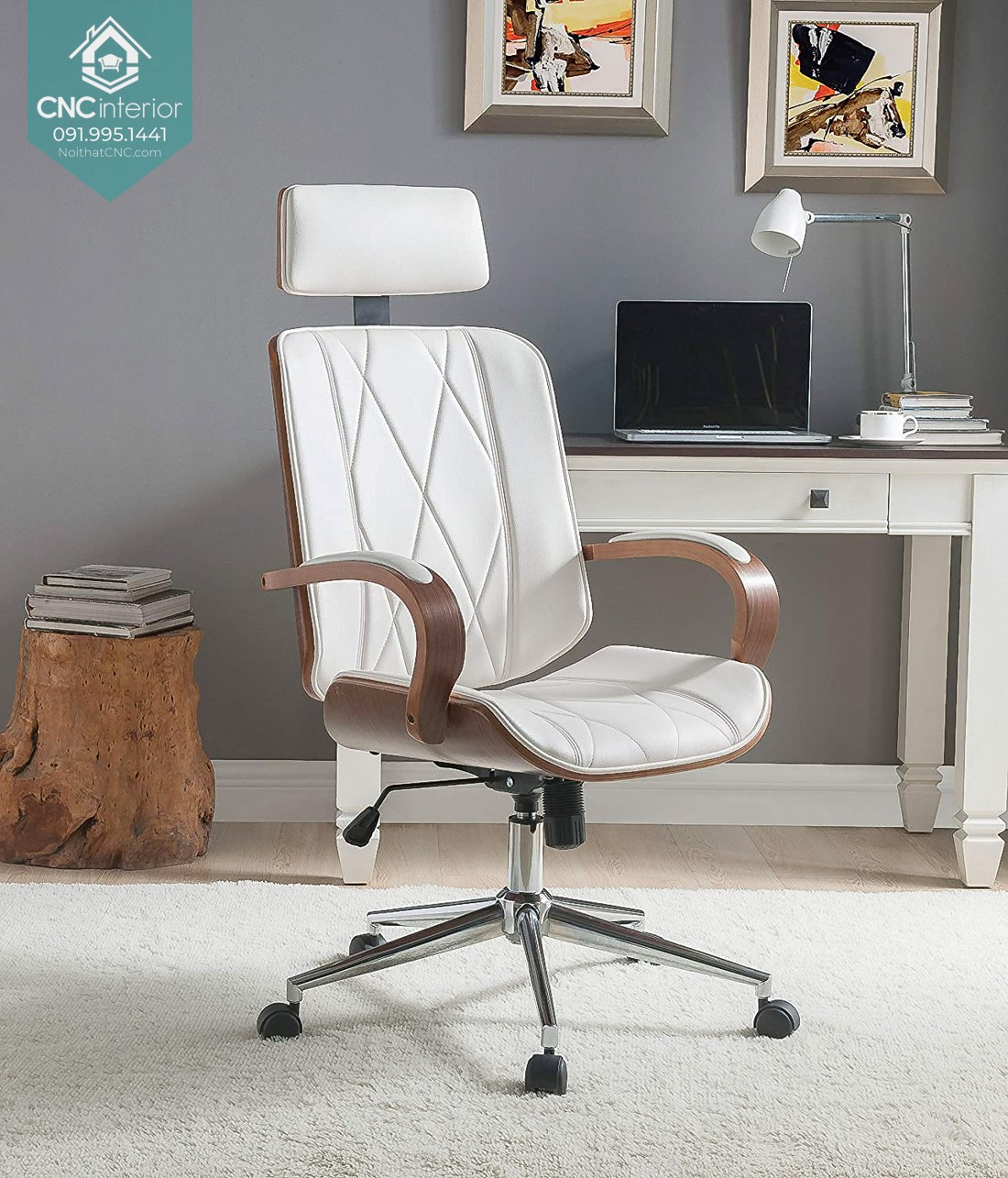 STYLISH OFFICE CHAIR VIETNAM THAT YOU CAN'T IGNORE 5