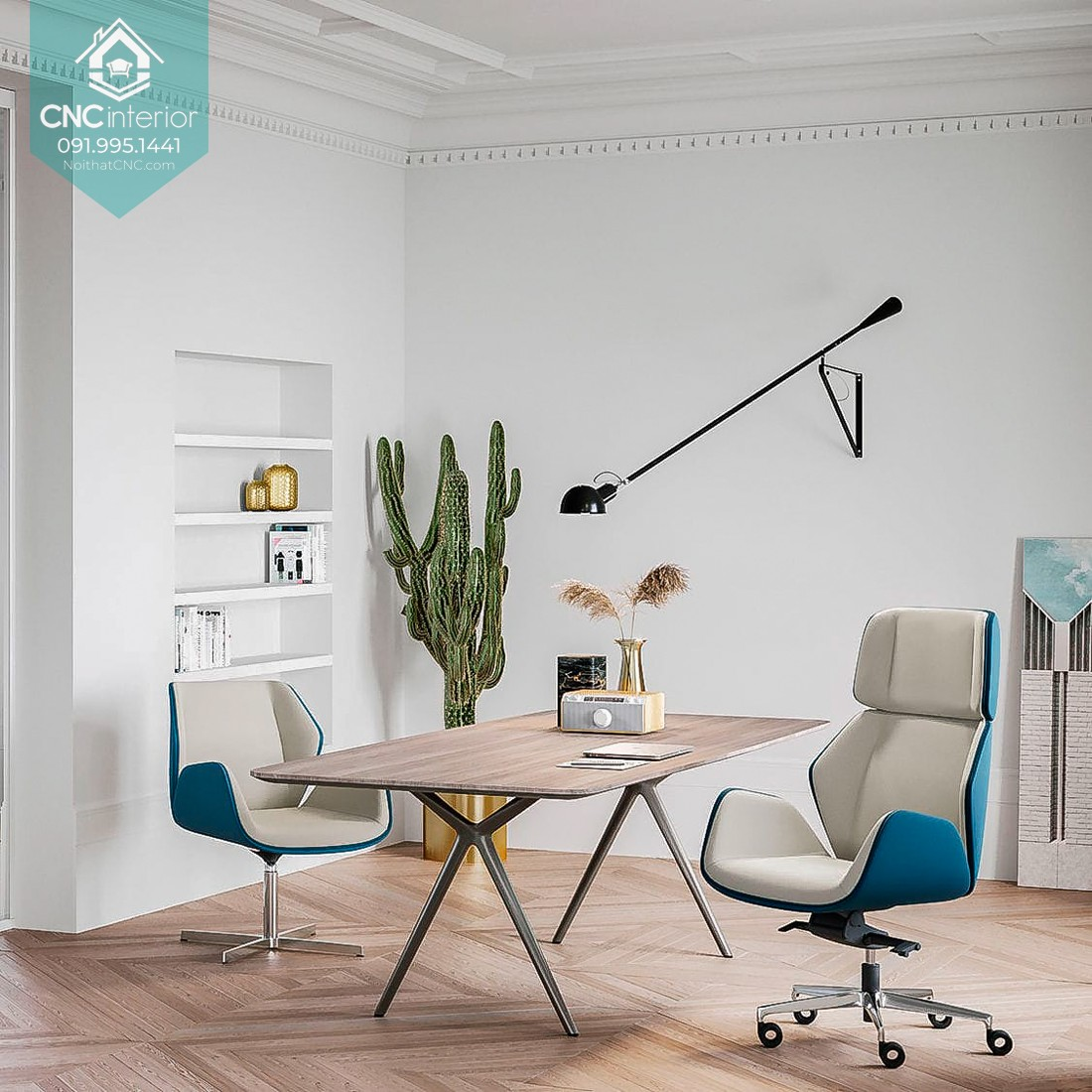 STYLISH OFFICE CHAIR VIETNAM THAT YOU CAN'T IGNORE 1
