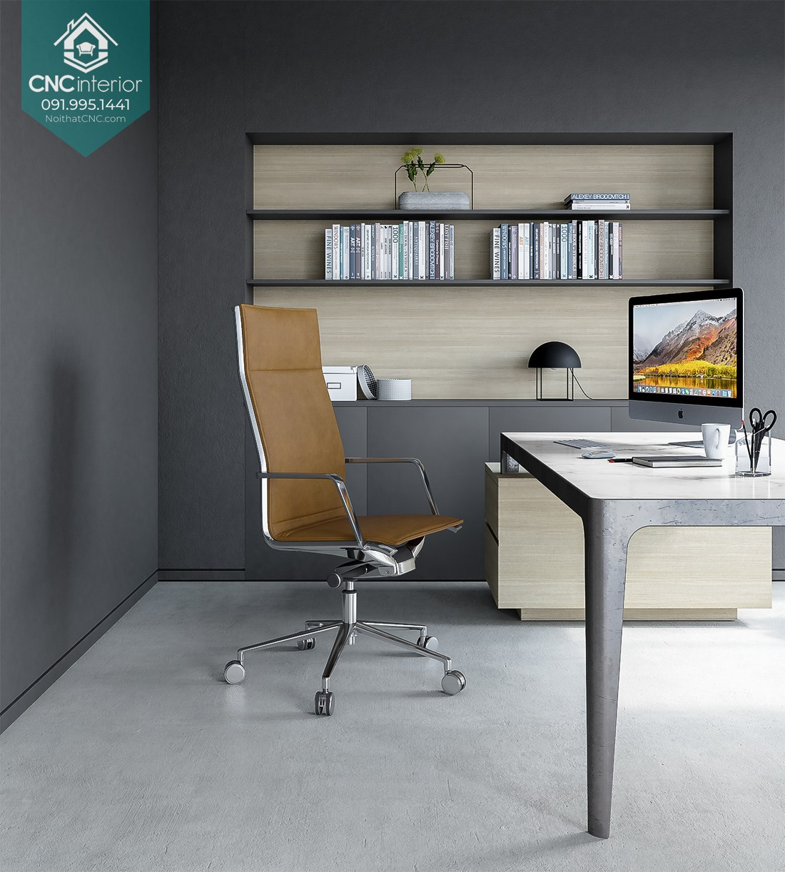 CNC is a supplier of office interior solutions 16