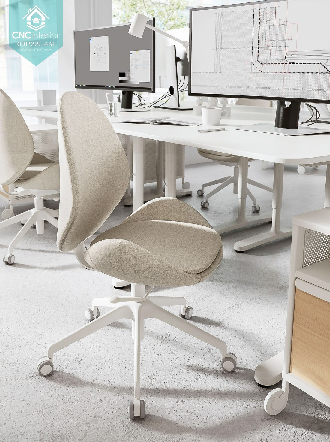 STYLISH OFFICE CHAIR VIETNAM THAT YOU CAN'T IGNORE 3