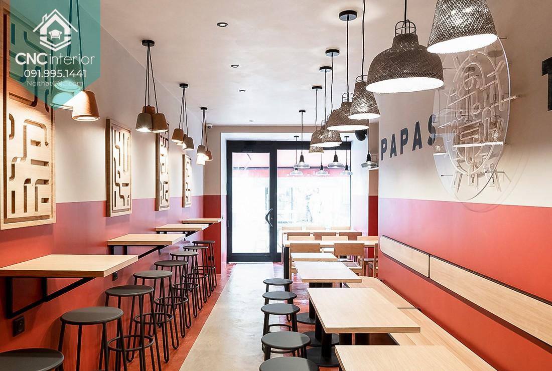 interior design of restaurant 11