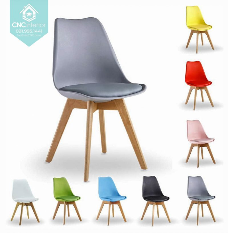 54 Tulip chair 1