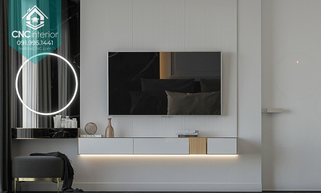 TOP THINGS TO PAY ATTENTION WHEN BUYING A TV CABINET VIETNAM 8