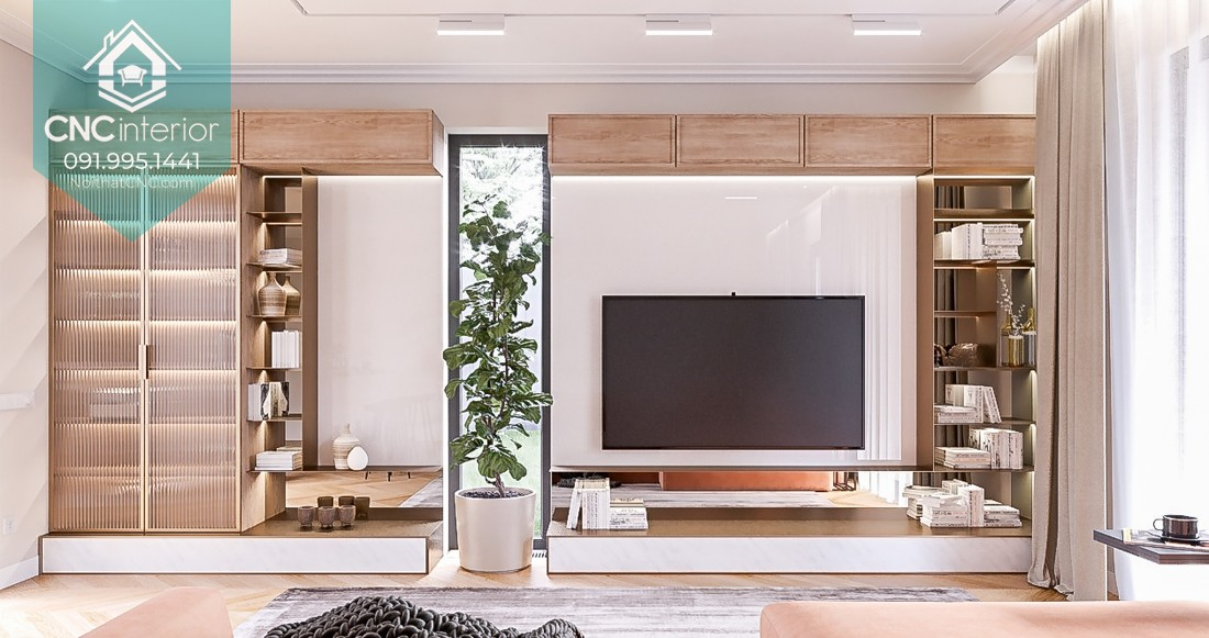 TOP THINGS TO PAY ATTENTION WHEN BUYING A TV CABINET VIETNAM 10