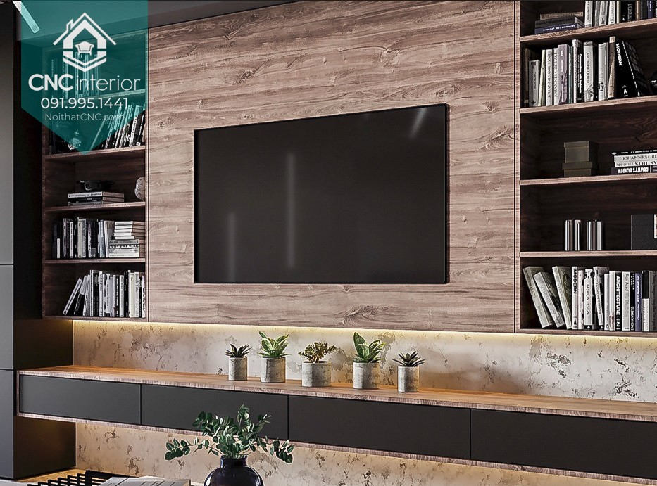 TOP THINGS TO PAY ATTENTION WHEN BUYING A TV CABINET VIETNAM 7