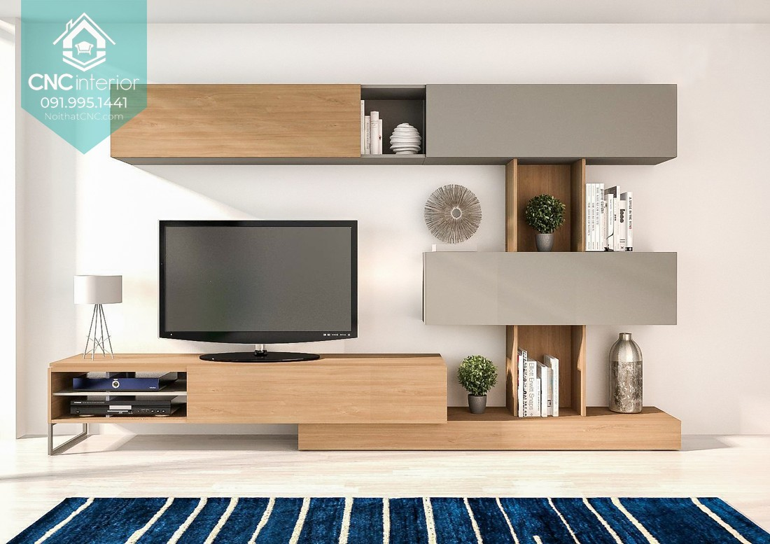 TOP THINGS TO PAY ATTENTION WHEN BUYING A TV CABINET VIETNAM 26
