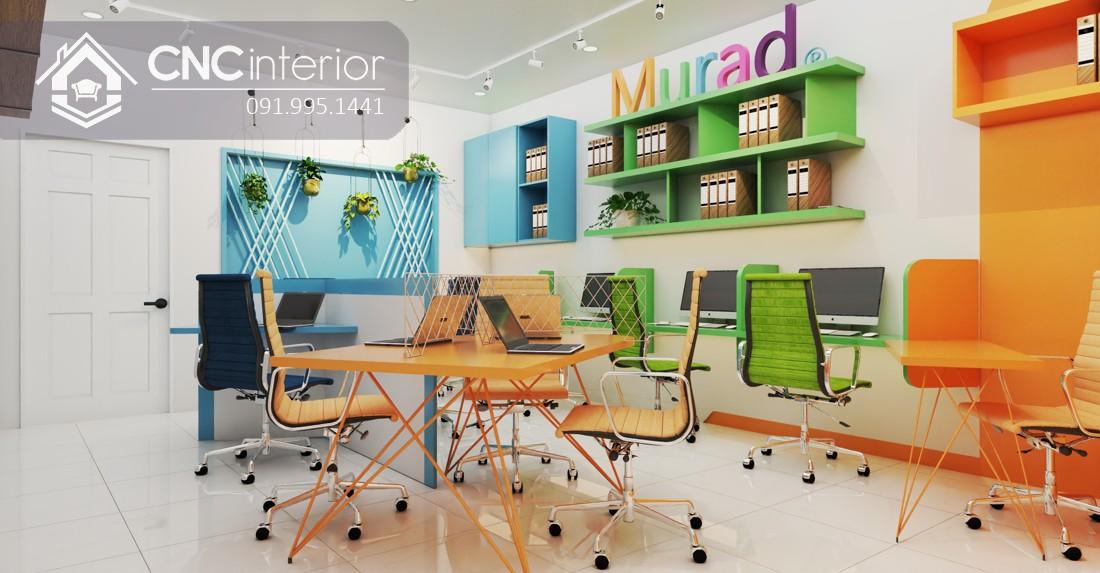 văn phòng công ty Murad
