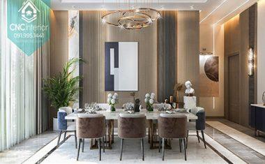 5 IDEAS TO UPGRADE DINING ROOM HO CHI MINH CITY