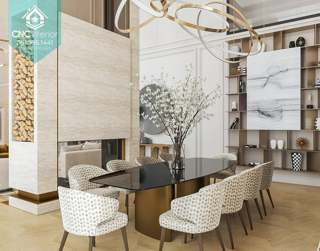 AWESOME IDEAS TO UPGRADE DINING ROOM HO CHI MINH CITY 11