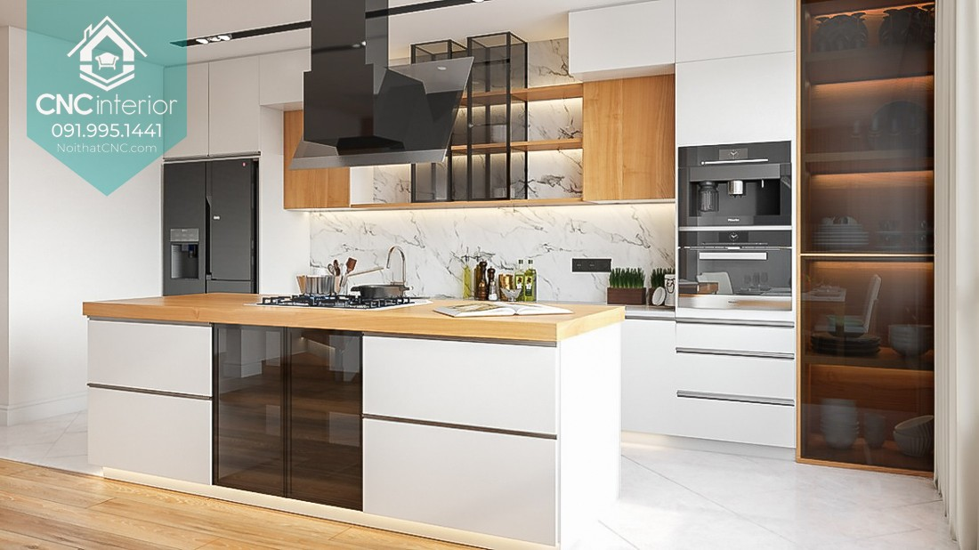 KITCHEN CABINETS VIETNAM TO REFRESH YOUR SPACE 7