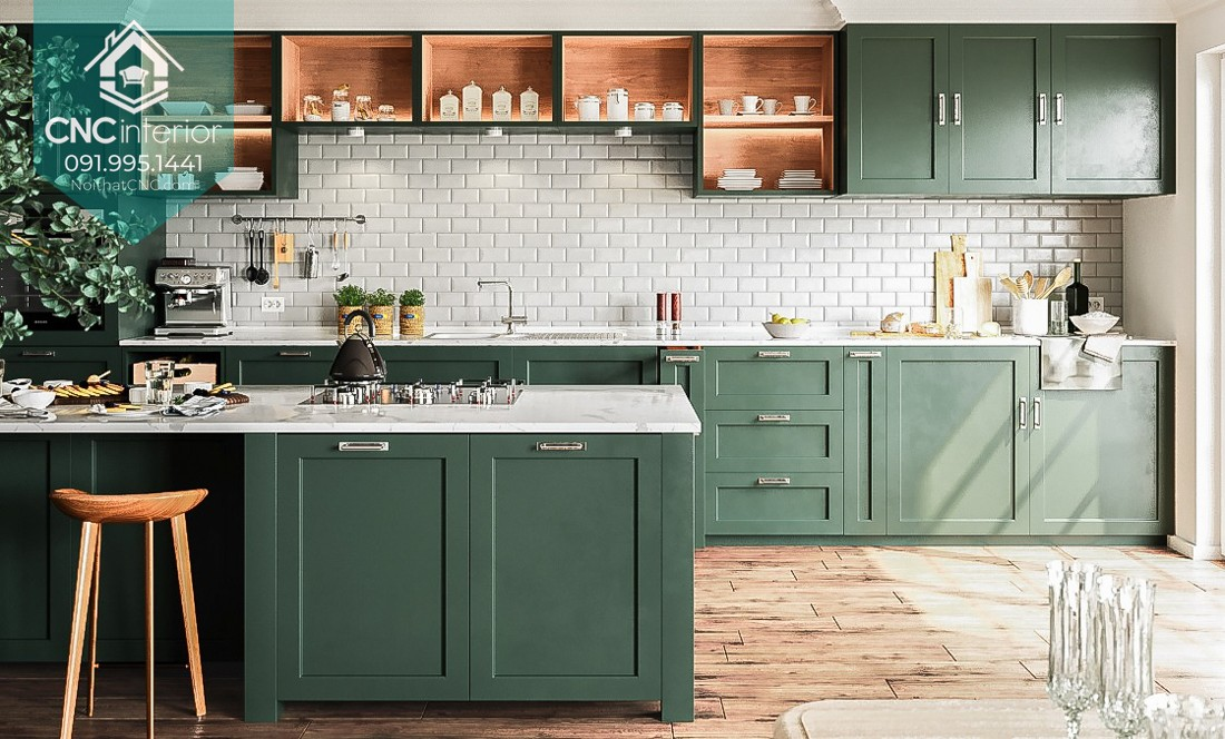 KITCHEN CABINETS VIETNAM TO REFRESH YOUR SPACE 3